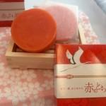 栃の実ポリフェノール配合エイジングケア石鹸|赤のとち姫