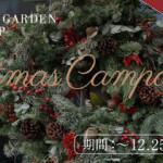 東京青山のナチュラルコスメのシンシアガーデン|クリスマスキャンペーン2015