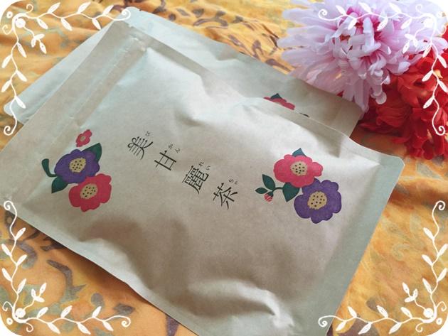宮城舞ちゃんがプロデュースびかんれいちゃ美甘麗茶