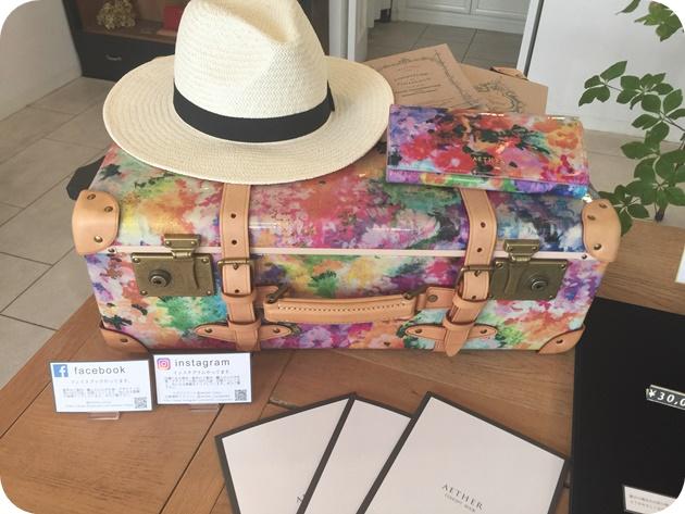 レディース アニマル柄の長財布