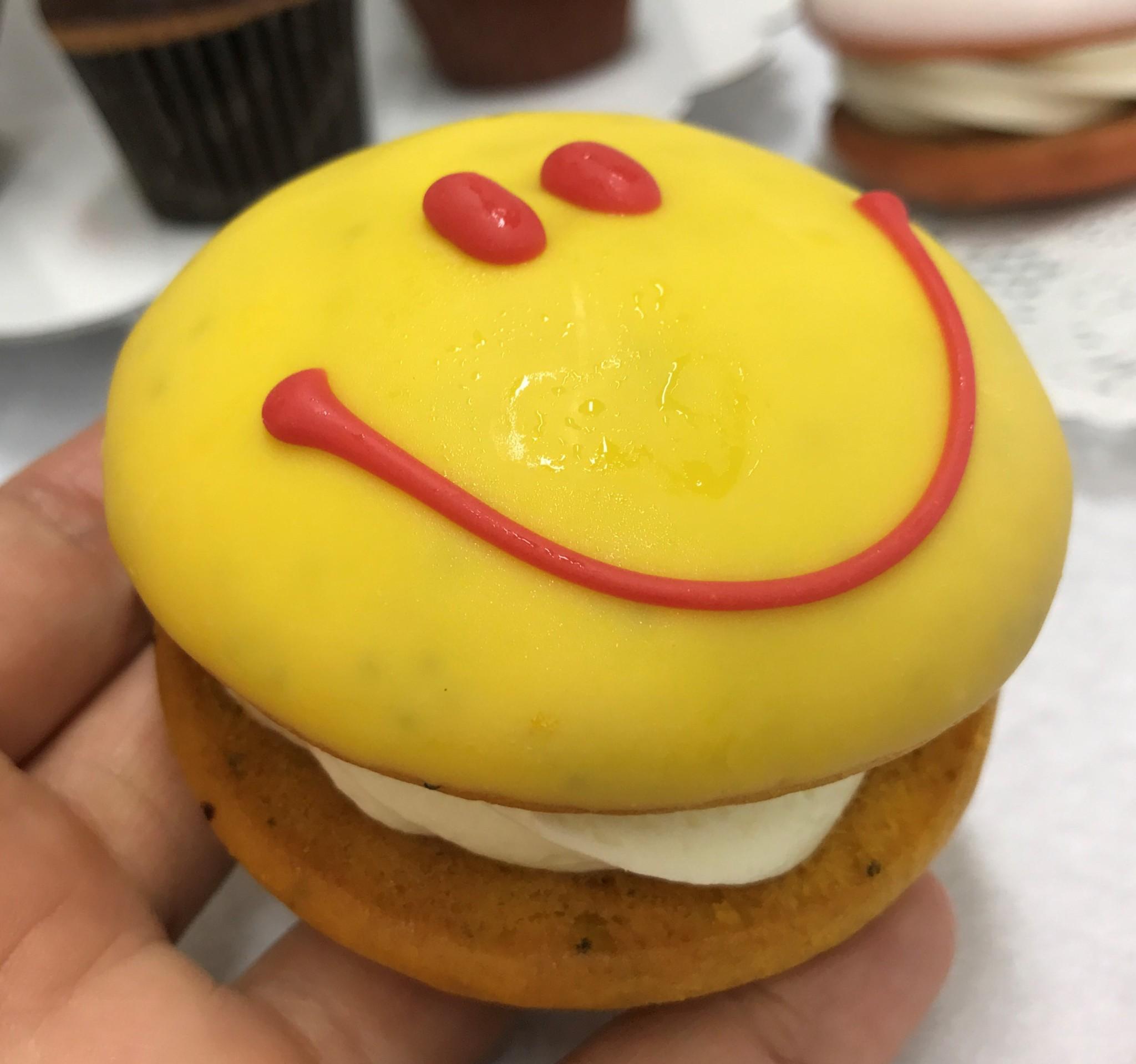 スマイリーレモン ウーピーパイ