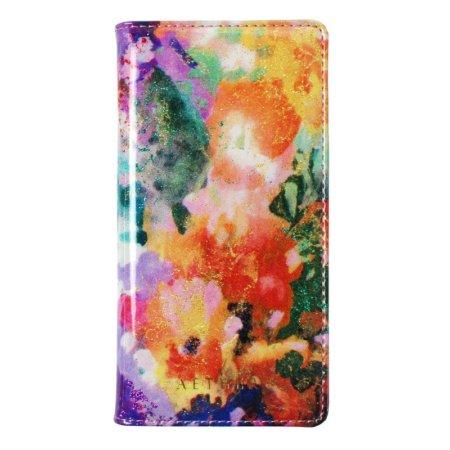 花柄 iphoneケース2