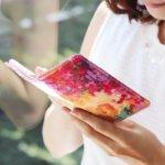 可愛い過ぎて揃えたくなる!花柄iphone手帳型ケース|AETHER(エーテル)