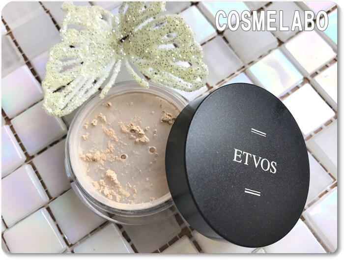 ETVOS ファンデーション 口コミ