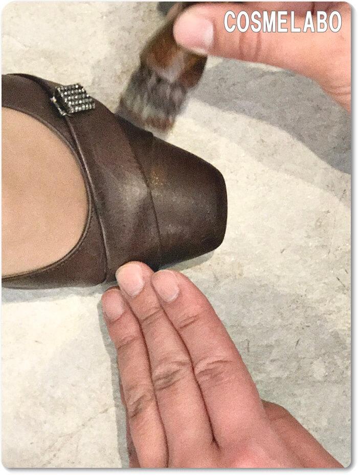 靴磨き 靴保管