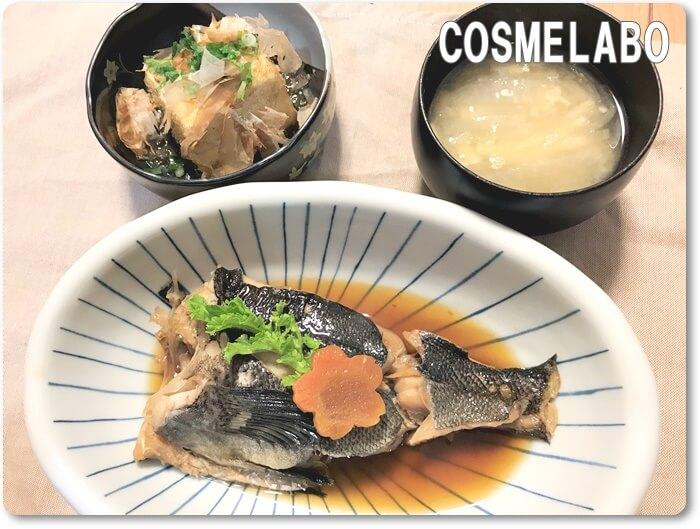 生姜黒糖 お魚 レシピ