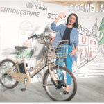 マジックバイクillmioイルミオの雑誌Story×ブリジストン|コラボイベントへ行ってきました!